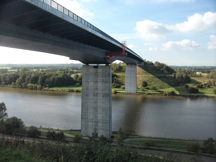 Hochbrücke Hohenhörn
