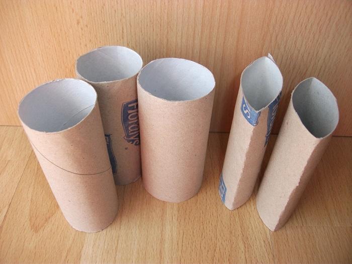 Toilettenpapierrollen - Carotellstheworld