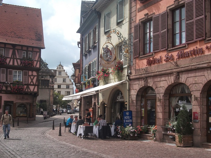 Colmar - Carotellstheworld