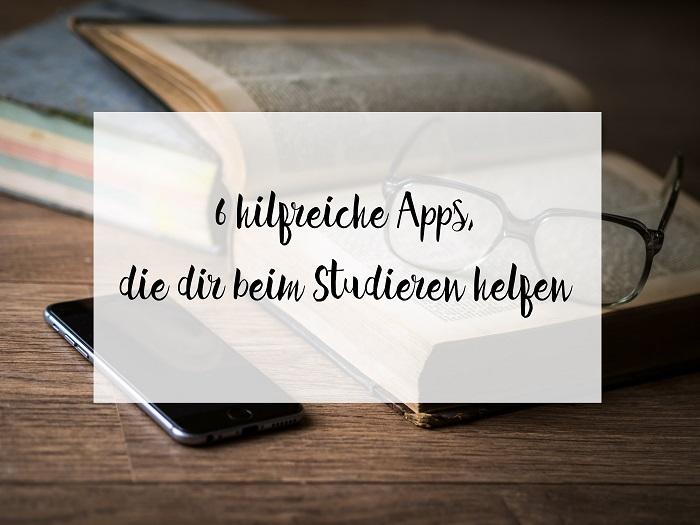 Apps fürs Studieren - Carotellstheworld