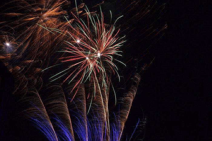 Feuerwerksfotografie