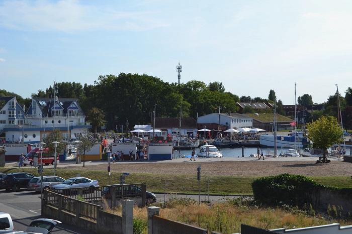 Timmendorfer Strand, Niendorfer Hafen - Carotellstheworld