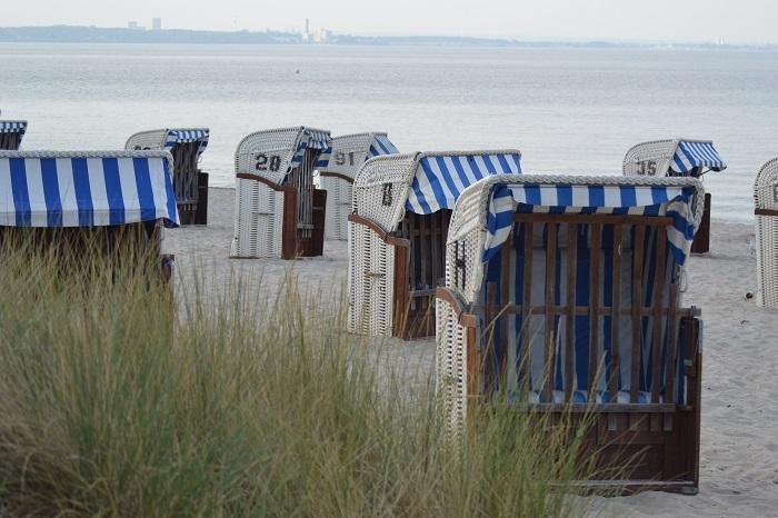 Timmendorfer Strand, Strandkörbe 2 - Carotellstheworld