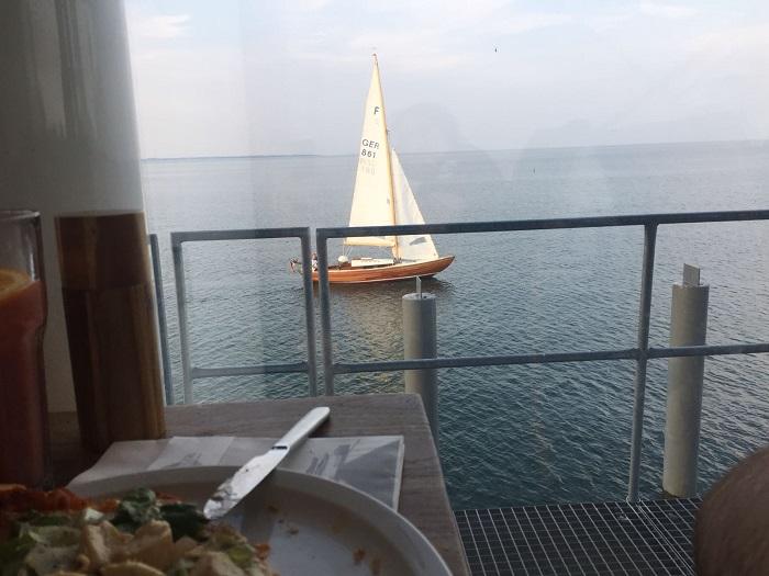 Timmendorfer Strand, Segelboot 3 - Carotellstheworld