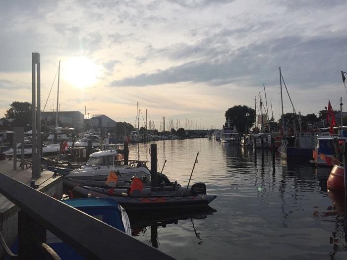 Timmendorfer Strand, Niendorfer Hafen 3 - Carotellstheworld