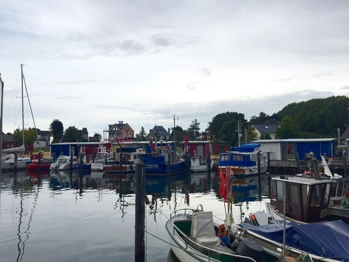 Timmendorfer Strand, Niendorfer Hafen 2 - Carotellstheworld